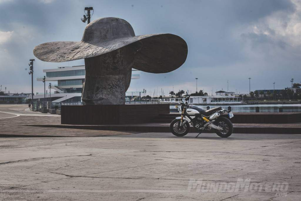 Prueba Ducati Scrambler 1100 Special