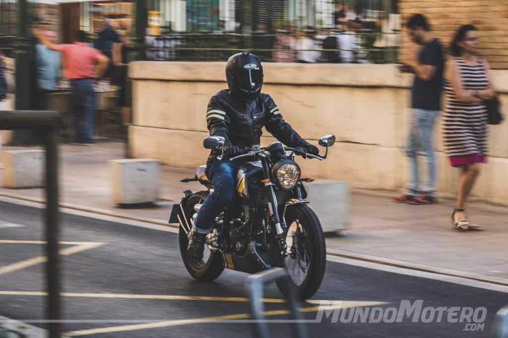 Prueba FB Mondial HPS 125 – Una moto Hipster con mucho carácter