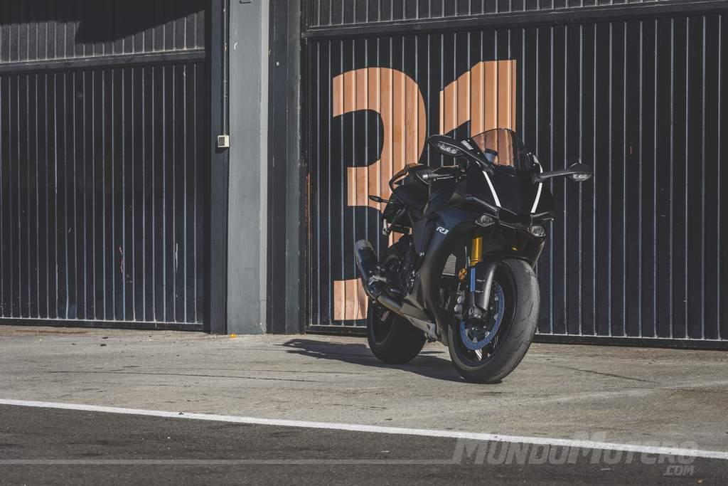 Prueba Yamaha YZF-R1 2018