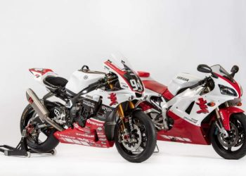 Yamaha YZF-R1 20 Aniversario FIM EWC