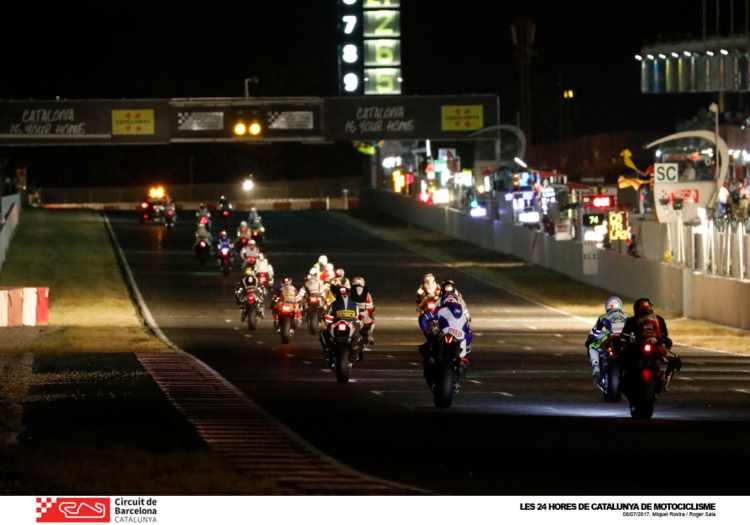 24 Horas del Circuit de Catalunya 2018 - Motociclismo de Resistencia