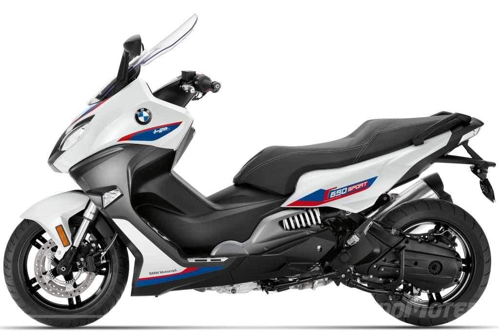 BMW C 650 Sport 2019