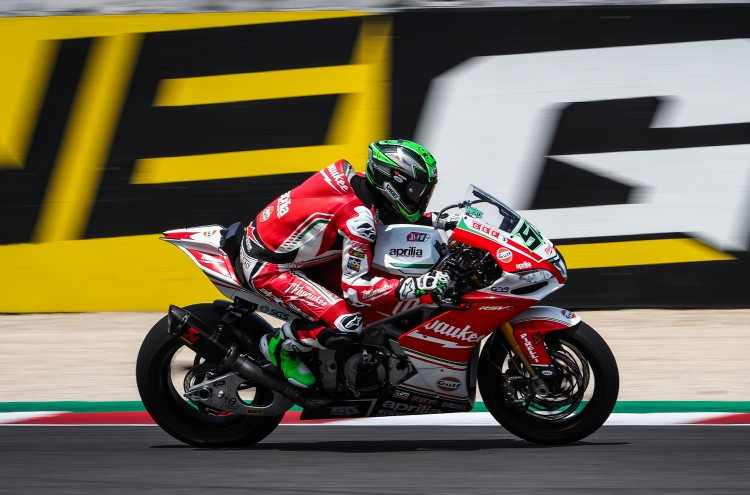 Eugene Laverty - SBK Misano 2018