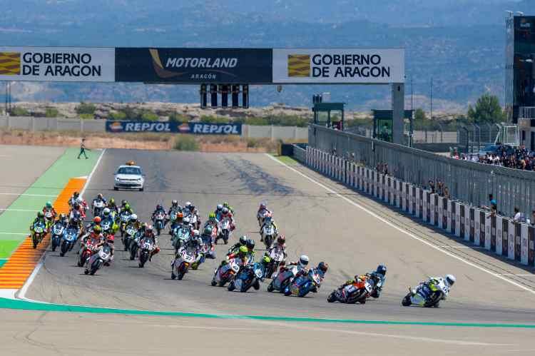 FIM CEV Repsol en MotorLand Aragon - European Talent Cup