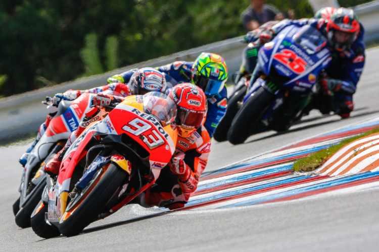 Horarios Gran Premio de MotoGP Brno 2018