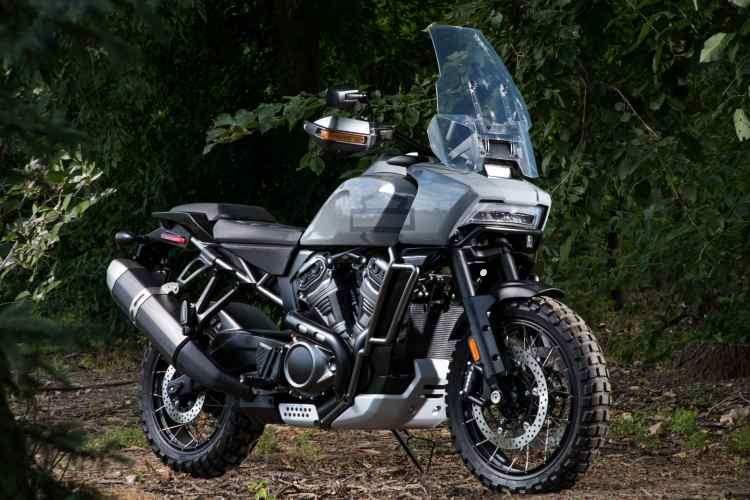 Harley-Davidson Pan América 1250