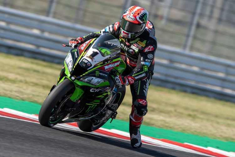 Superbikes Misano - Jonathan Rea, doblete y más cerca del título