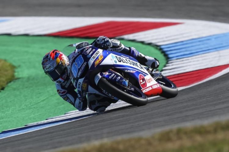 Jorge Martín gana en Assen y es nuevo líder de Moto3