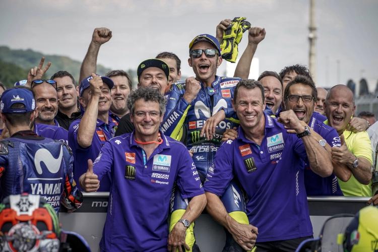 Yamaha se plantea la creación de un equipo de test en Europa