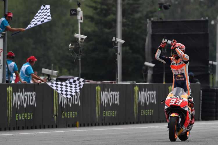 Gran Premio de la República Checa de MotoGP 2018