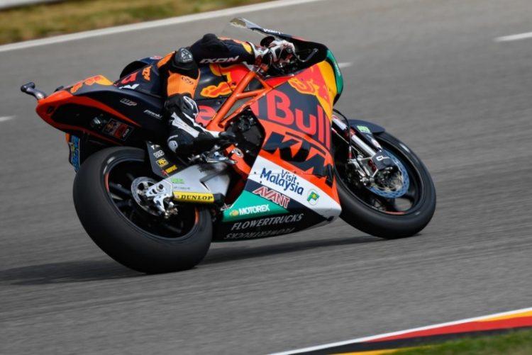 Miguel Oliveira- GP Alemania
