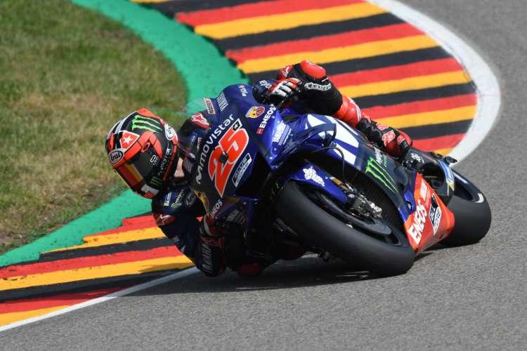 MotoGP 2018 Alemania - Maverick Vinales
