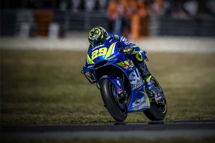MotoGP Alemania 2018 - Andrea Iannone