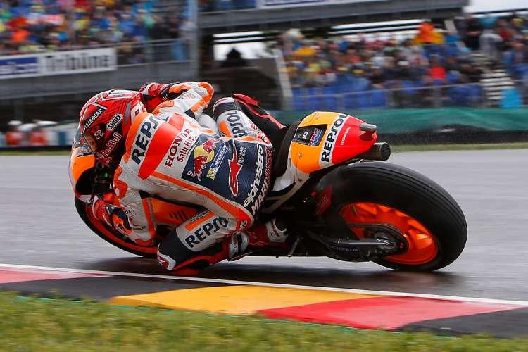MotoGP Alemania 2018 - Marc Marquez