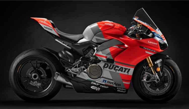 Ducati Panigale V4S Jorge Lorenzo WDW 2018