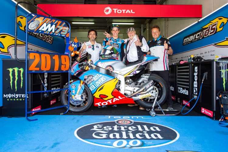 Alex Marquez renueva con el Marc VDS en Moto2 hasta 2019