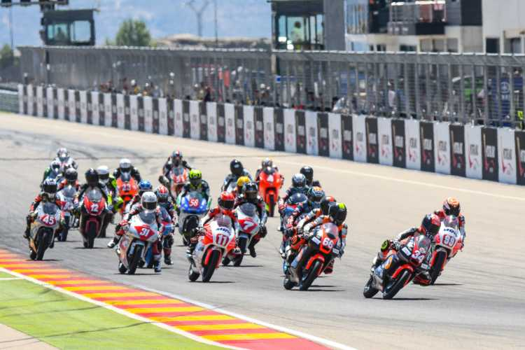 El Campeonato de España Cetelem de Velocidad llega a MotorLand