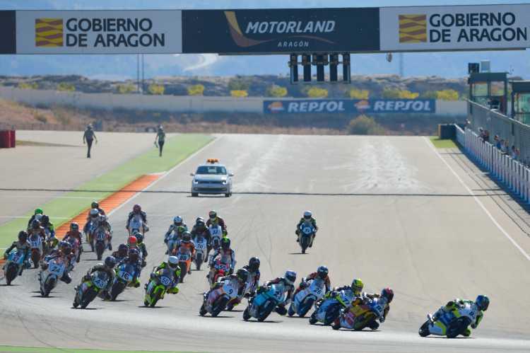 FIM CEV Repsol 2018 - Motorland Aragon, el ecuador del campeonato