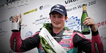 James Cowton fallece en la Southern 100 en la Isla de Man