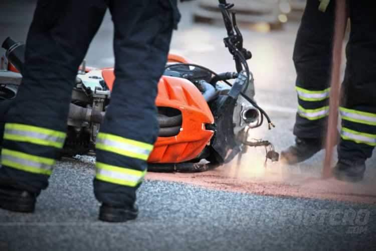 Motoristas fallecidos en 2017 en España