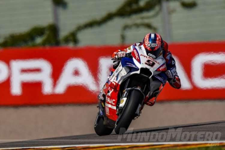 MotoGP Alemania - Danilo Petrucci