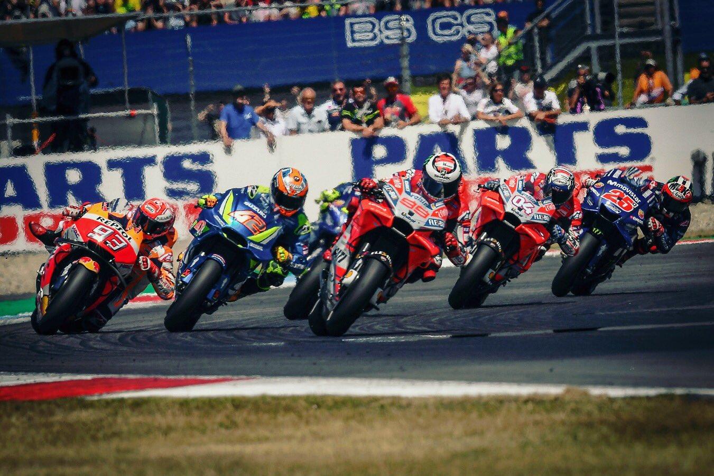 MotoGP 2018 Assen - Todos contra todos, un invitado y un ausente