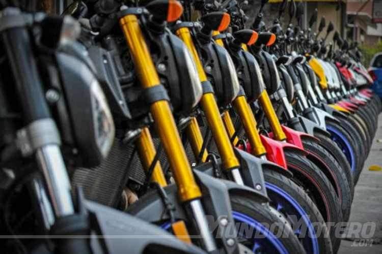 Las matriculaciones de motos suben un 8,2% en Europa hasta junio