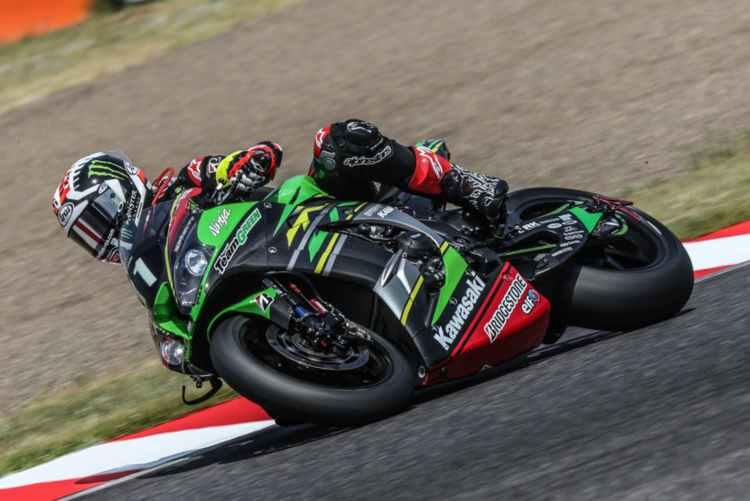Pole provisional de record para Kawasaki y Jonathan Rea en las 8 Horas de Suzuka