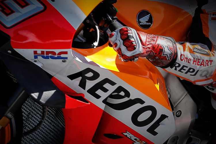 Repsol y Honda renuevan su contrato en MotoGP hasta 2020