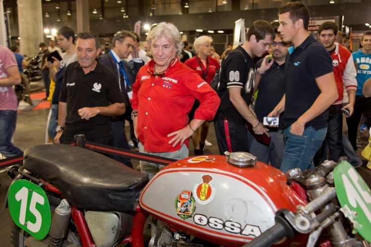 El sal n de la moto de valencia 2018 rendir homenaje a for Salon de la moto 2018