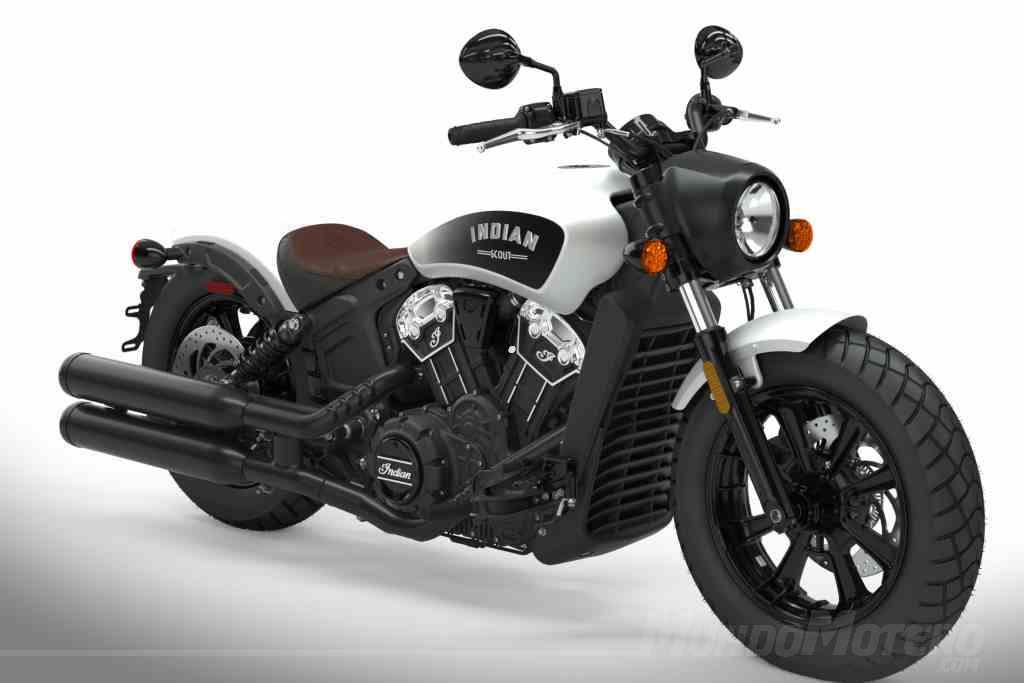 Indian Scout Bobber 2019