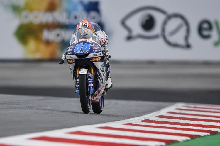 Jorge Martín - Moto3 Austria 2018