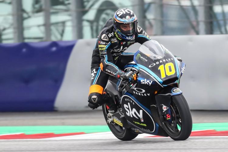 Luca Marini - Moto2 Austria 2018