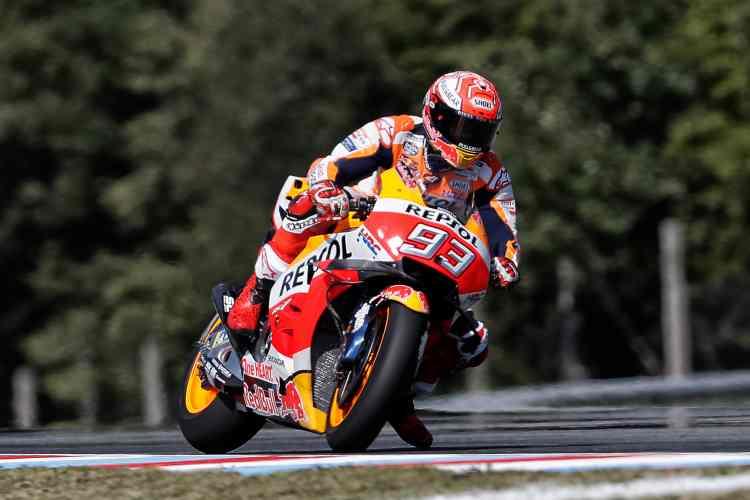 Marc Marquez - MotoGP Brno 2018