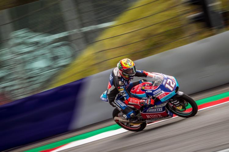 Marco Bezzecchi - Moto3 Austria 2018