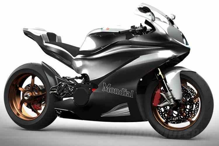 MondialMoto V5S Superbike