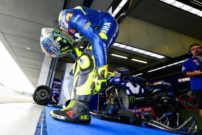 Valentino Rossi MotoGP 2018
