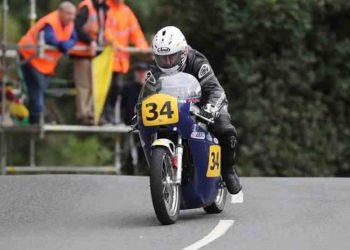 Alan Jackson fallece en el Classic TT Races de la Isla de Man