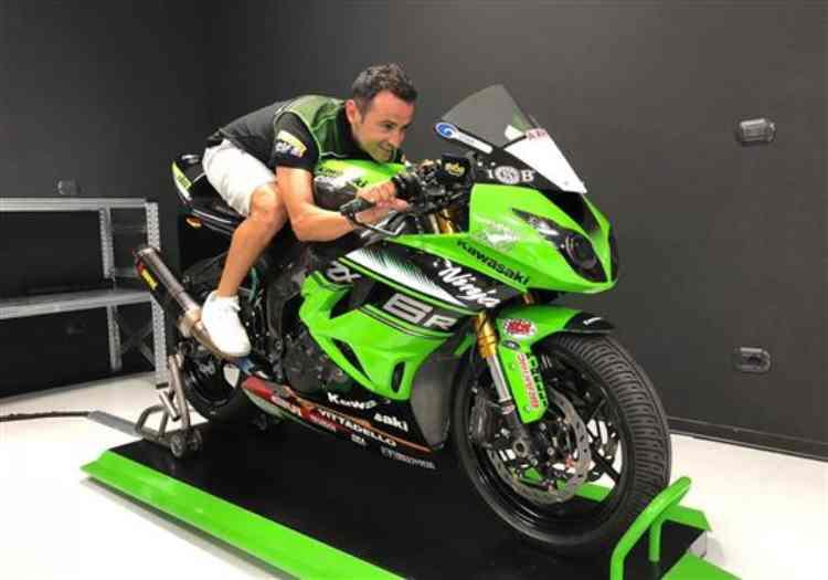 Hector Barberá se une al Kawasaki Puccetti Racing en WorldSSP