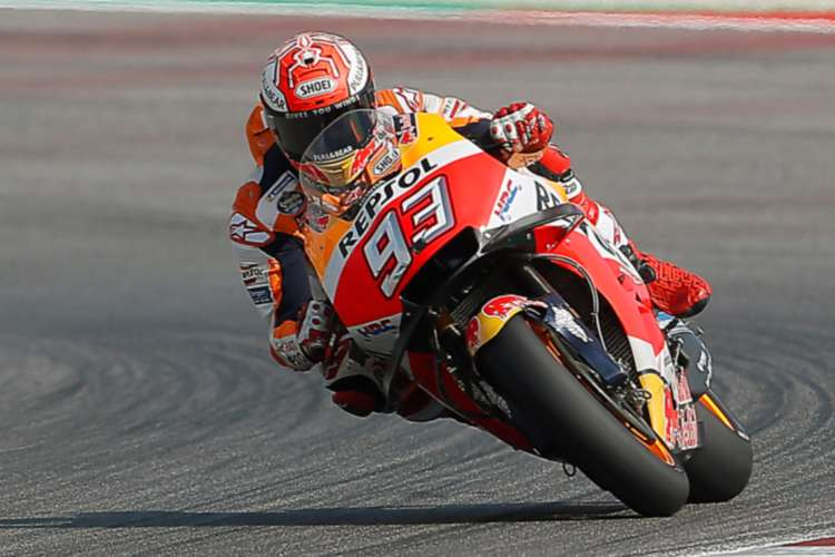 Marc Marquez - Gran Premio de MotoGP de San Marino 2018
