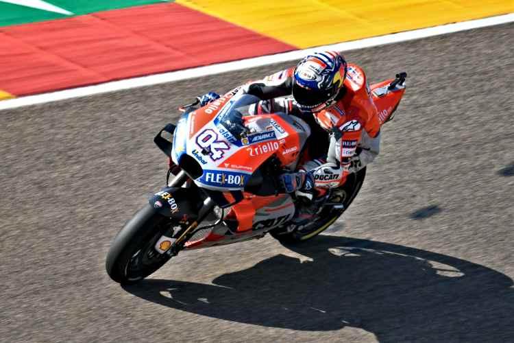 Andrea Dovizioso - MotoGP Motorland Aragon 2018