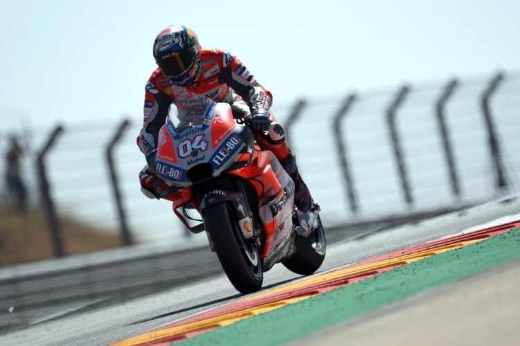 Andrea Iannone - MotoGP 2018 Motorland Aragon
