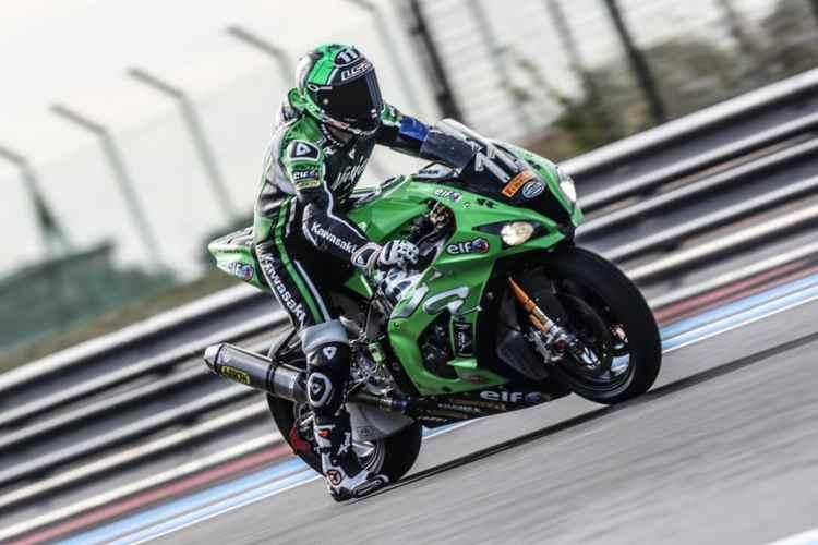 SRC Kawasaki France