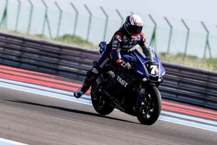 Yamaha Austria Racing Team