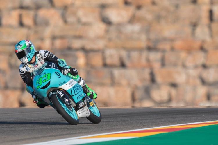 Enea Bastianini - Moto3 Aragón 2018