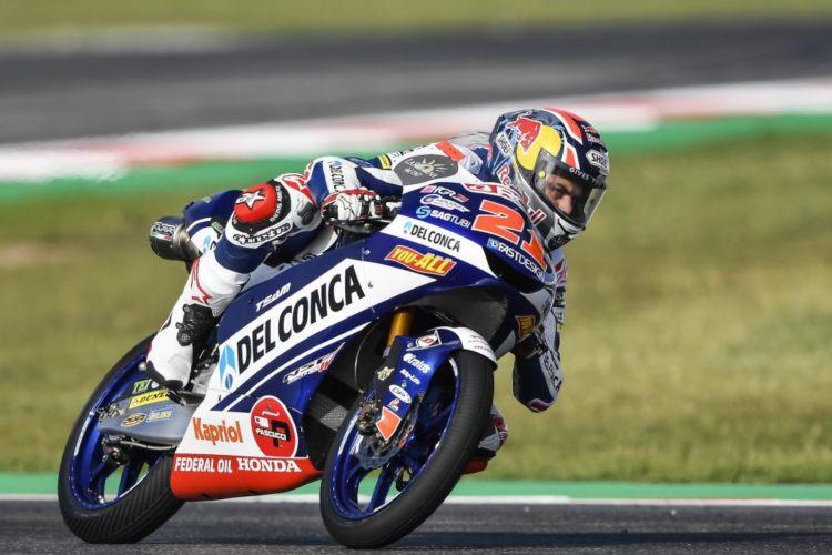 Fabio Di Giannantonio - Moto3 Misano 2018