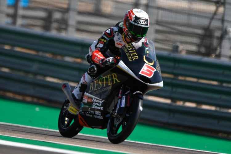 Jaume Masia - Moto3 2018