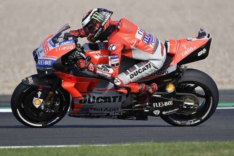 Jorge Lorenzo - MotoGP Misano 2018