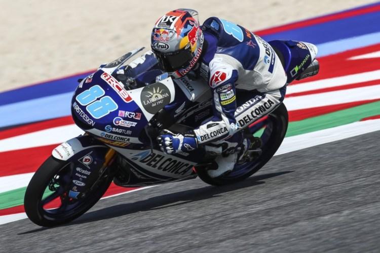 Jorge Martín - Moto3 Misano 2018