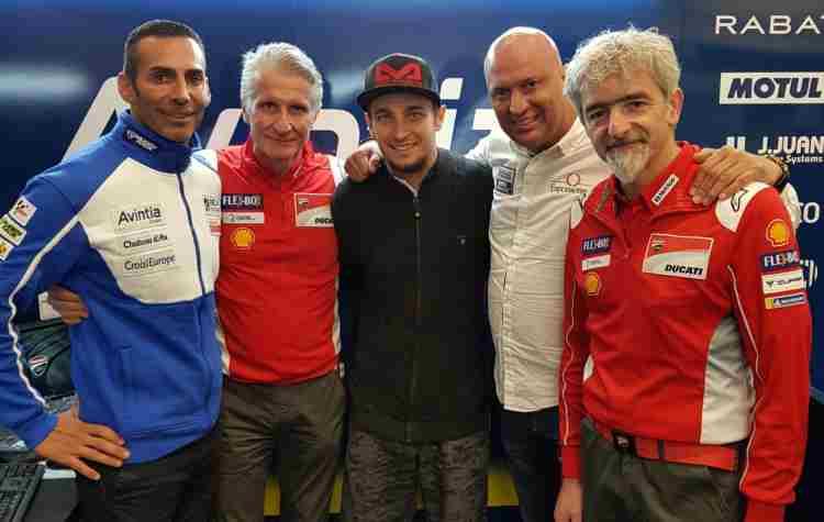 Karel Abraham con Reale Avintia Racing las dos próximas temporadas